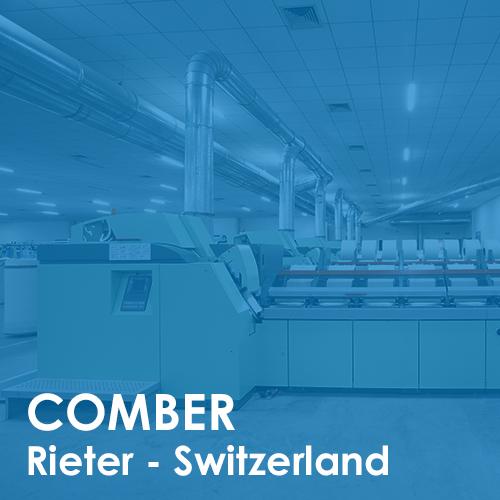 Comber Machine